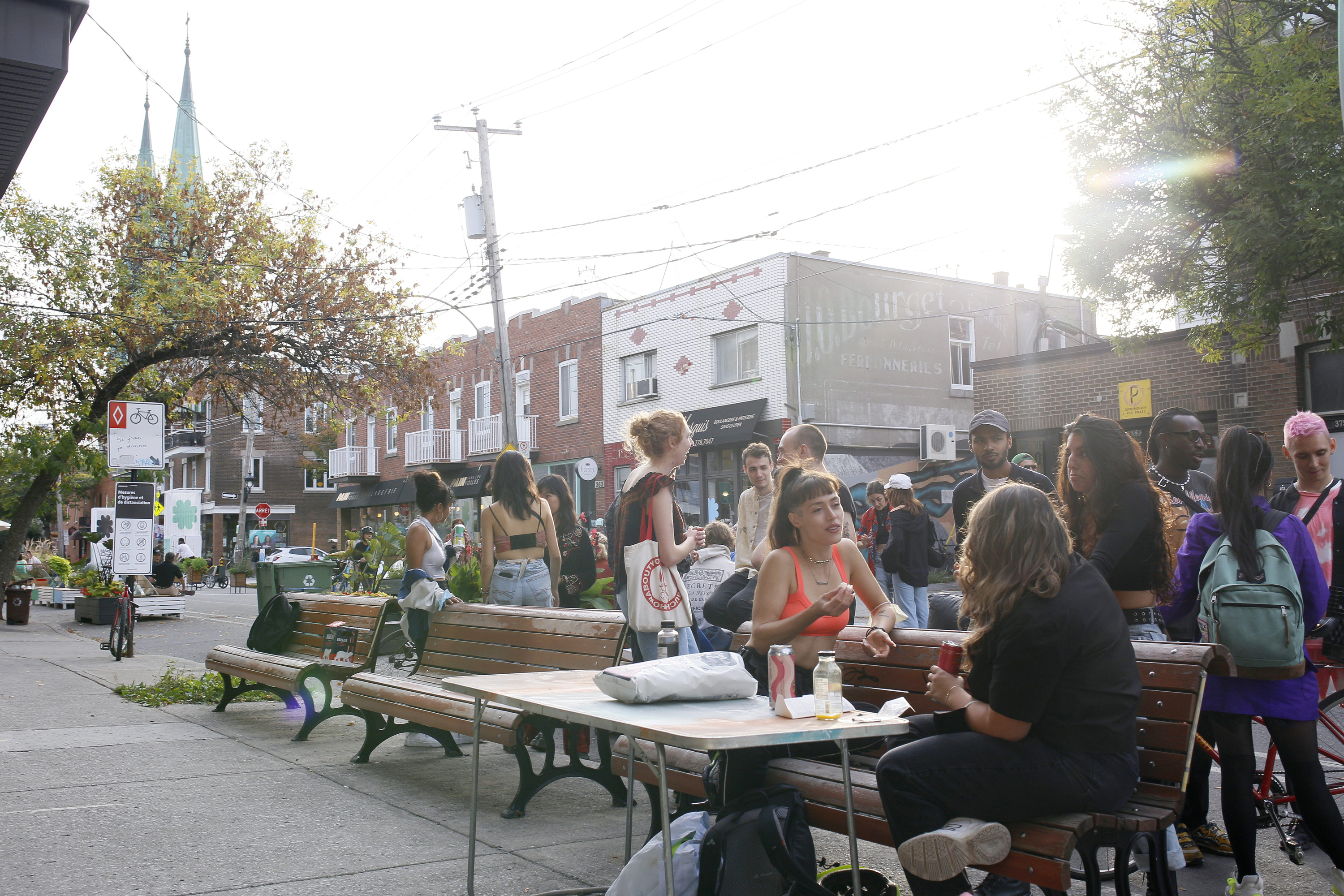 Montreal's own Villeray neighbourhood has ranked among the coolest in the world for 2021