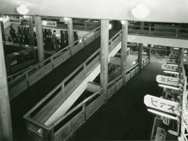 建築家・坂倉準三と高島屋の戦後復興 ー「輝く都市」をめざしてー
