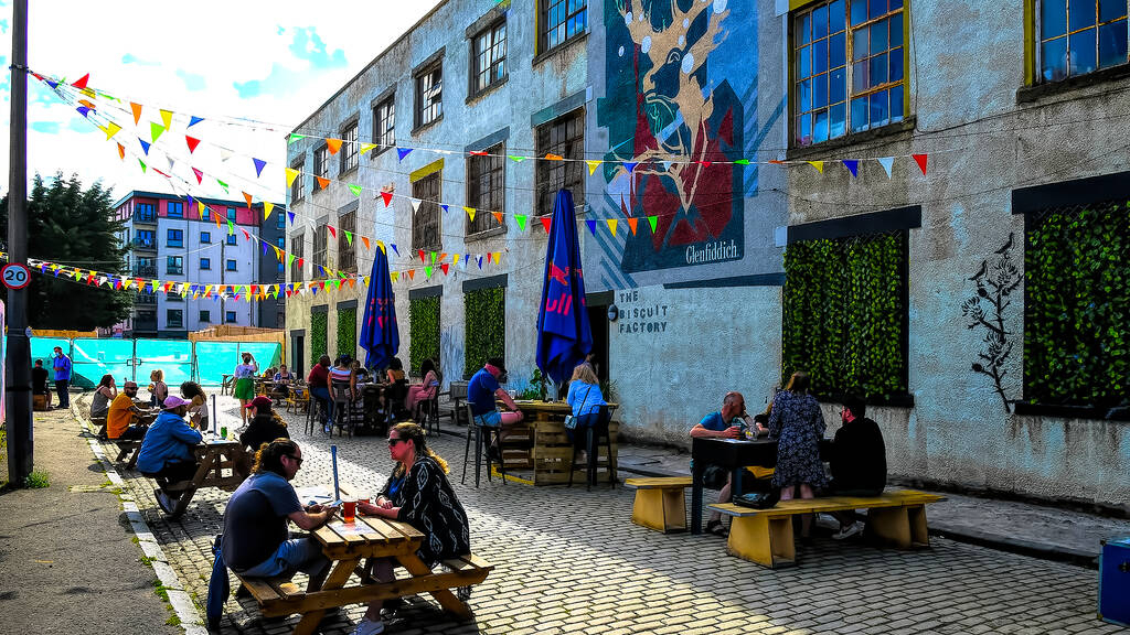 The cultural spaces breathing life into Edinburgh's coolest neighbourhood
