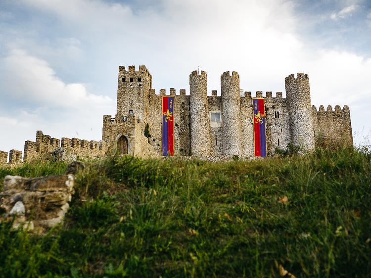 Pousada e Castelo de Óbidos