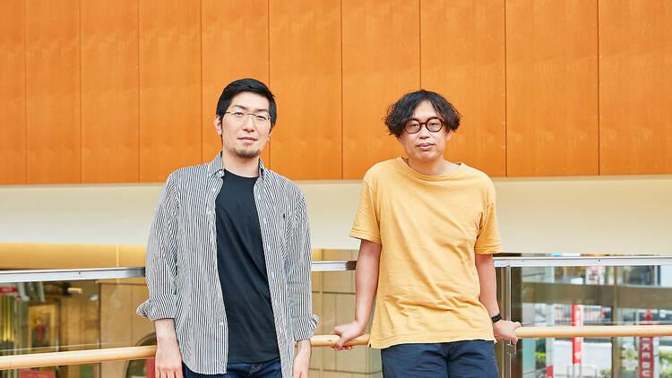 岡田利規(劇作家、演出家)×菅尾友(演出家)