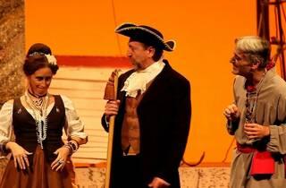 Los gavilanes (Teatro de la Zarzuela)
