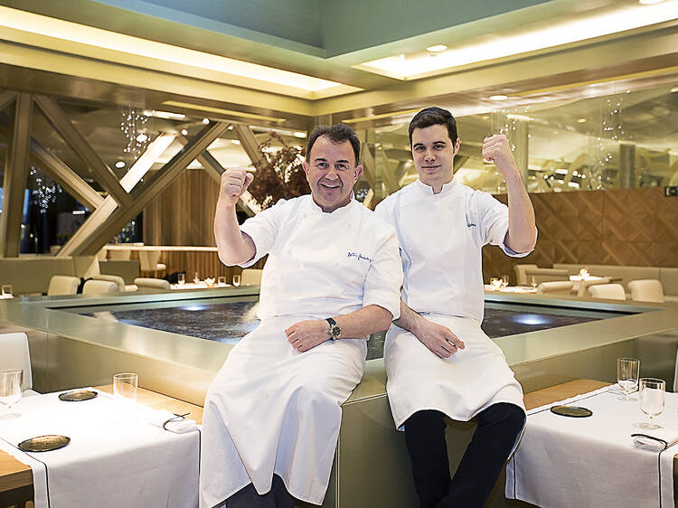 Chefs a 4 manos