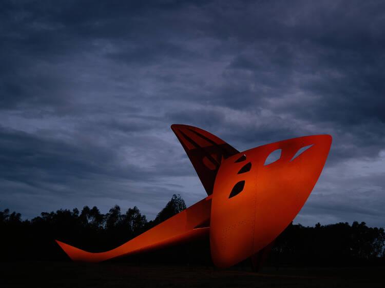 Pour la FIAC, une œuvre monumentale d'Alexander Calder va se poser place Vendôme