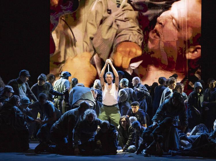 Tres motivos para no perderse 'War Requiem' en el Liceu