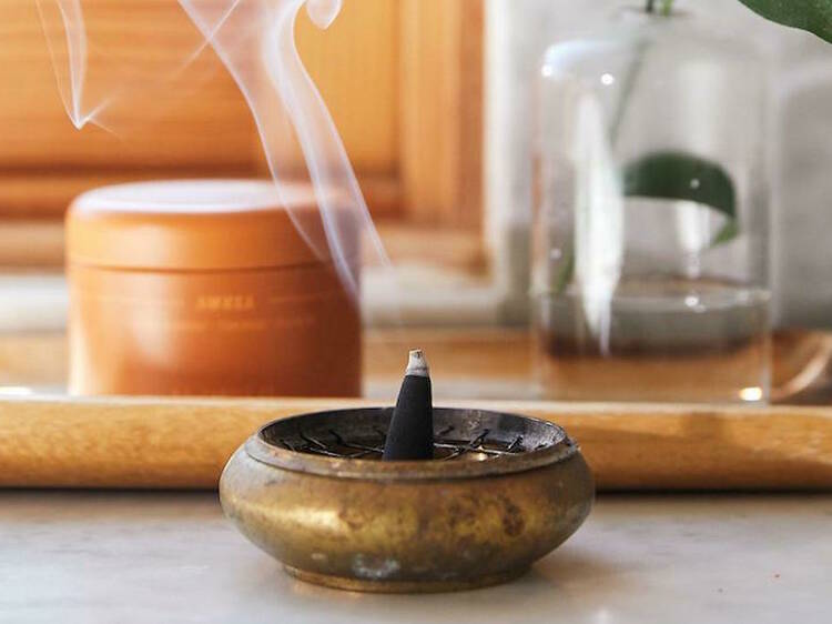 Enhance the room with scents