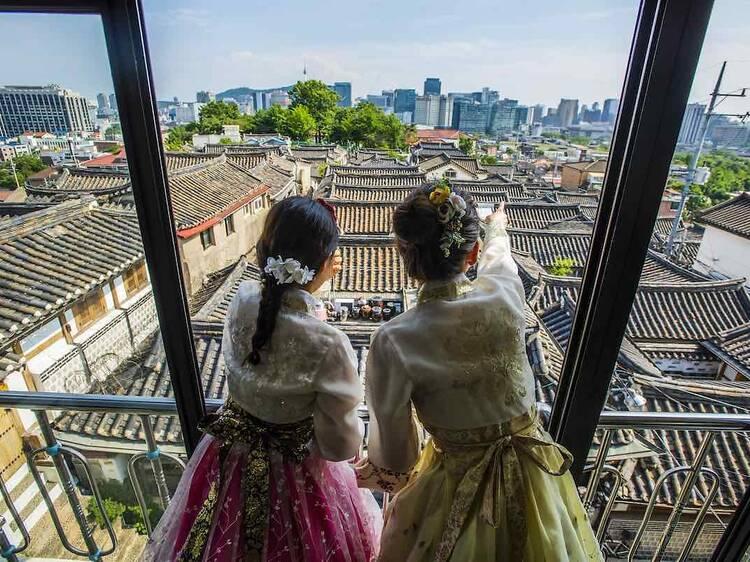 Madrid, capital de Corea del Sur durante una semana