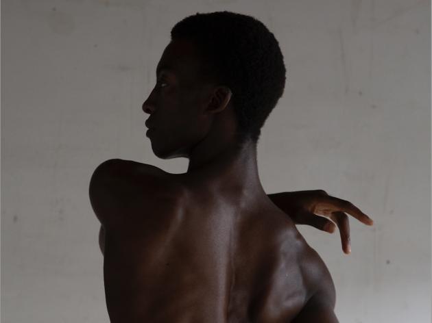 Portrait of Samba Injai