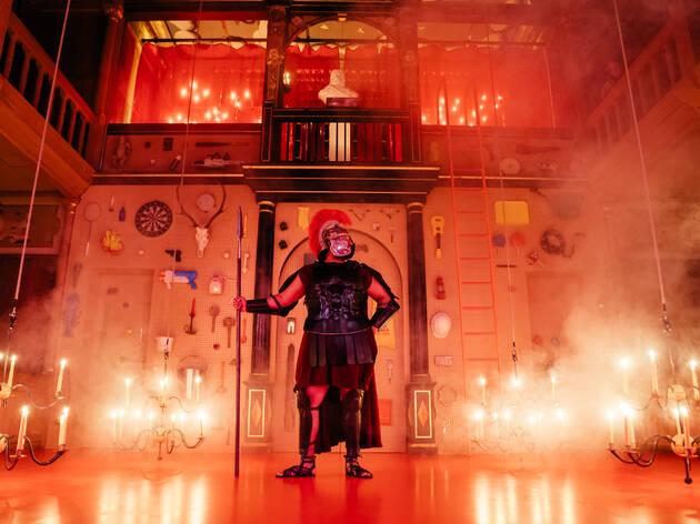 Metamorphoses, Shakespeare's Globe, 2021