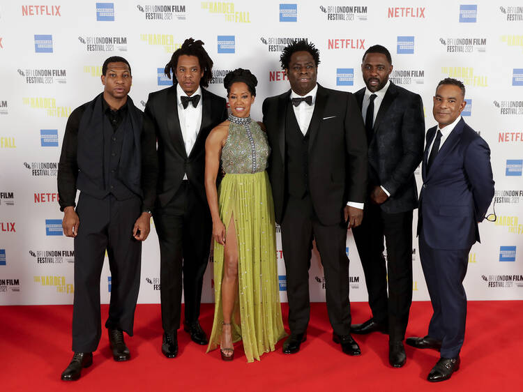 Beyoncé made a surprise cameo at the London Film Festival – and no one noticed