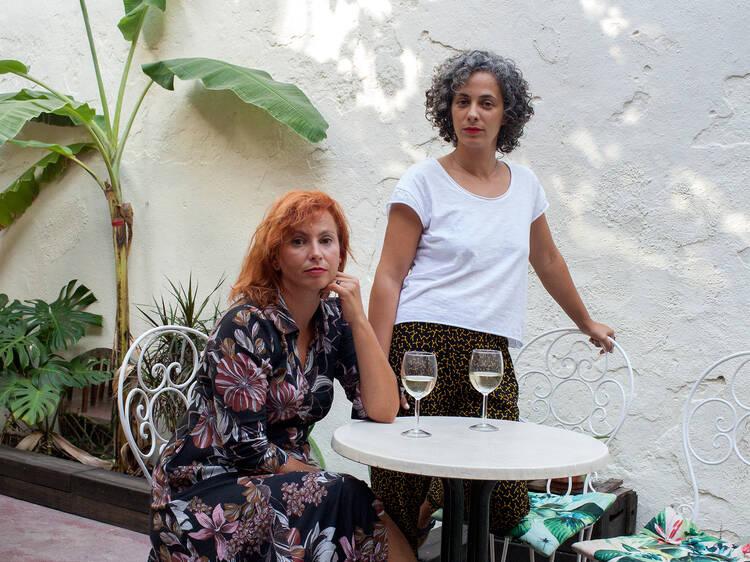 Patrícia Craveiro Lopes e Inês Valdez, Casa Independente
