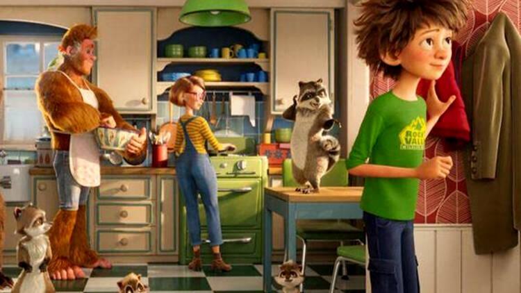 Filme, Cinema, Animação, Aventura, Bigfoot em Família (2020)