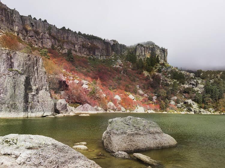 Laguna Negra y Circos Glaciares de Urbión. Soria