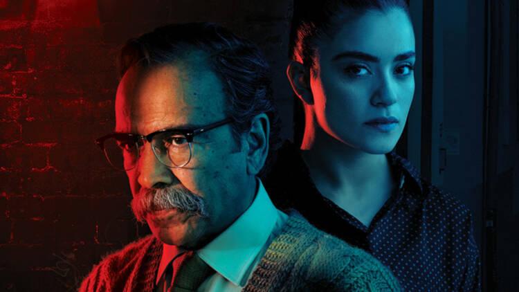 Asesino del olvido, serie protagonizada por Damian Alcázar y Paulina Gaitán