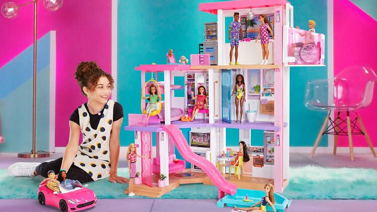 Mega Casa de los Sueños de Barbie
