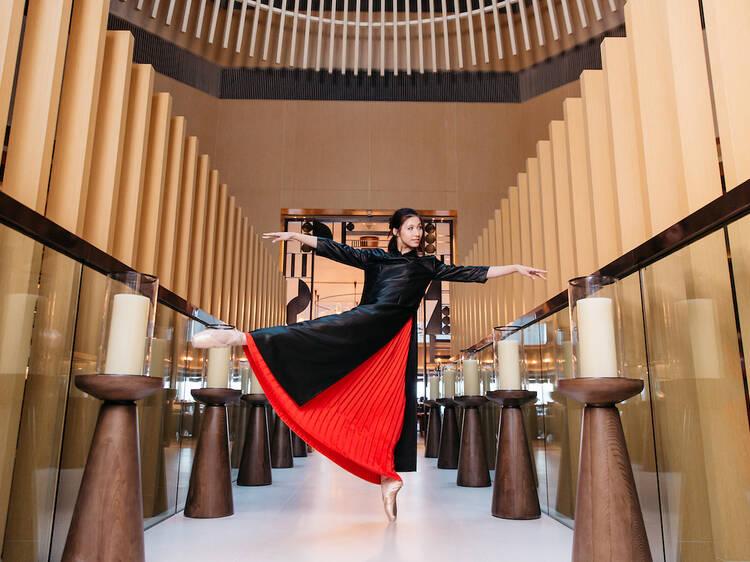 奕居舞蹈藝術呈獻「異國的相遇 2021」