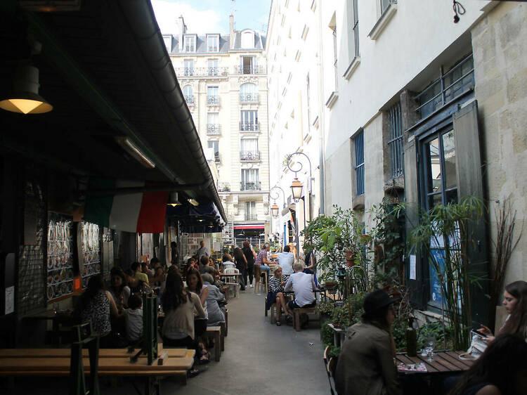 Haut-Marais, Paris