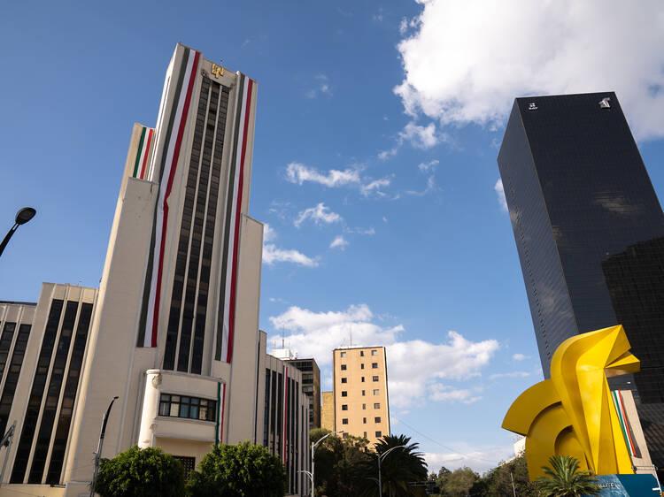 Edificio Lotería Nacional