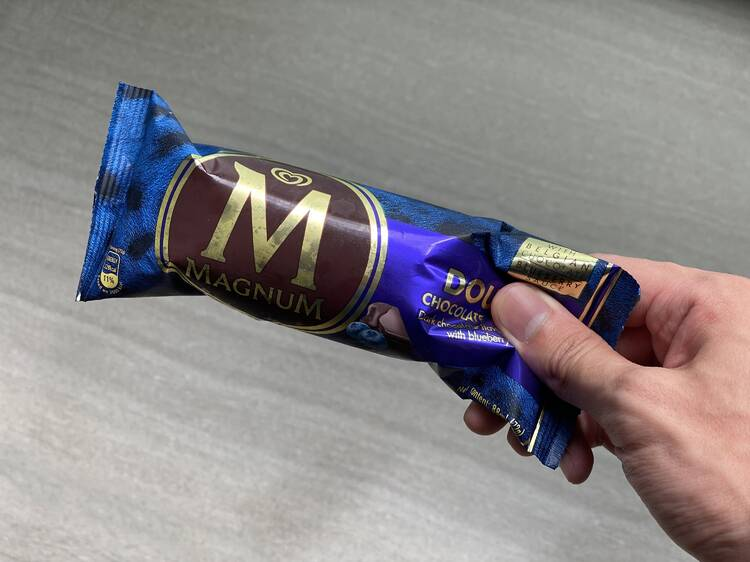 A fruity surprise from Magnum