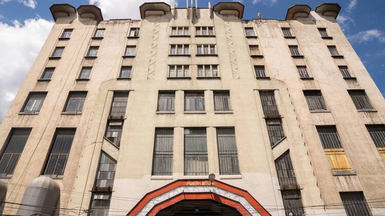 Edificios Art Déco en la CDMX