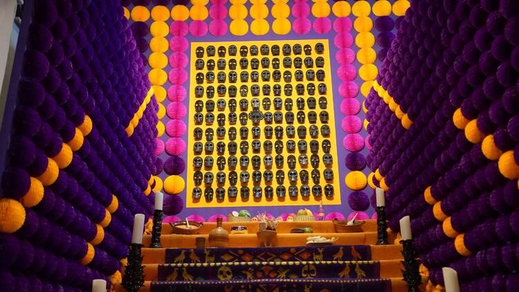 altar de muertos 2021