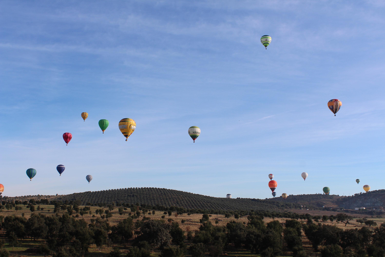 Alentejo recebe festival de balões de ar quente em Novembro