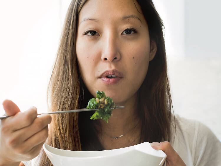 How the Korean Vegan is championing the marginalized – one plant-based dish at a time