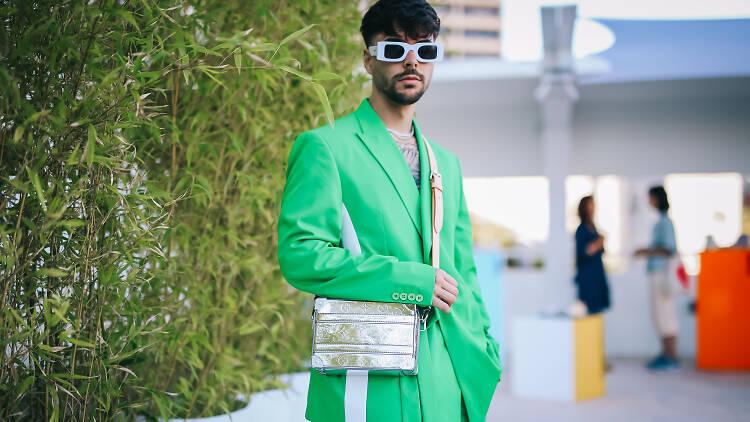 Street style, ModaLisboa, dia 3, Gon Olivier