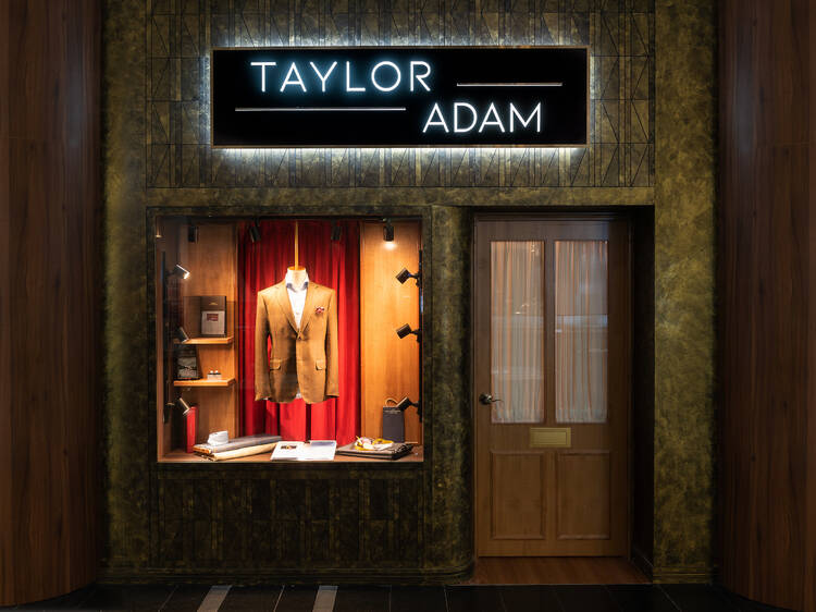 Taylor Adam