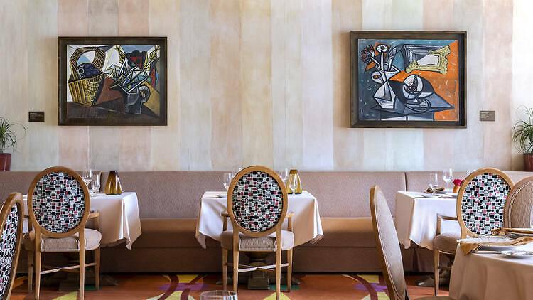 Picasso at Bellagio
