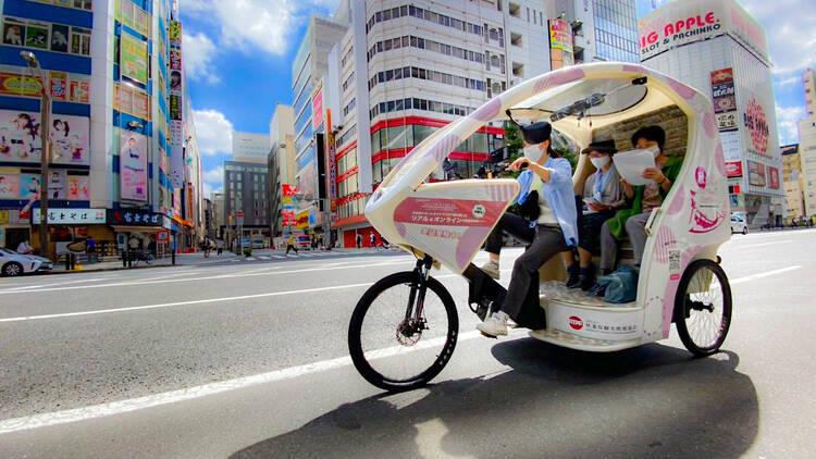 Akihabara Hybrid Tour