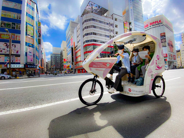 See Akihabara for free with a new hybrid tour – or do it all online