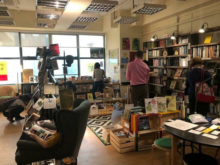 Independent English bookstore Bleak House Books is closing on October 15