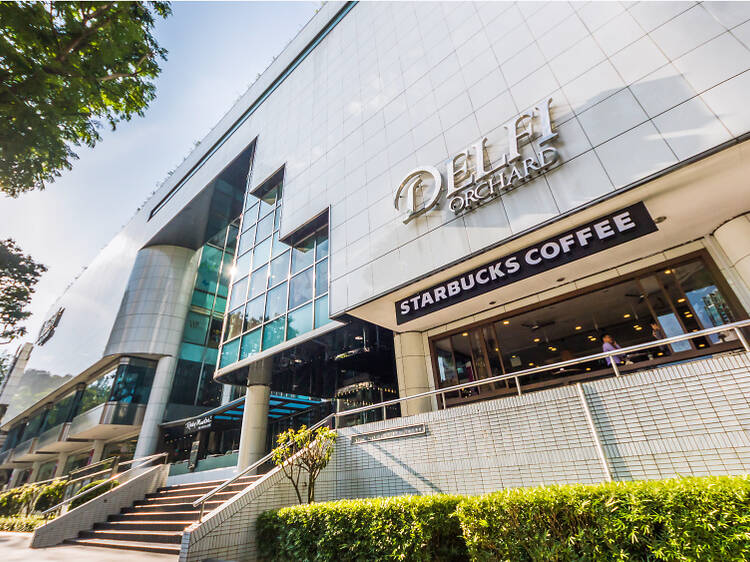 Bliss out and pamper yourself in the city at Delfi Orchard