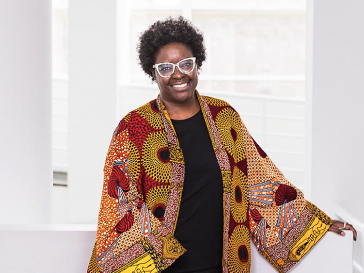"Elvira Dyangani Ose: ""Quan jo anava a l'institut, ningú deia que hi havia espanyols guineans"""