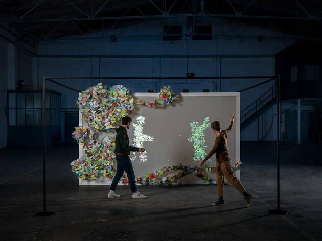 『I am Nature』Perrier - Jouët & mischer'traxler