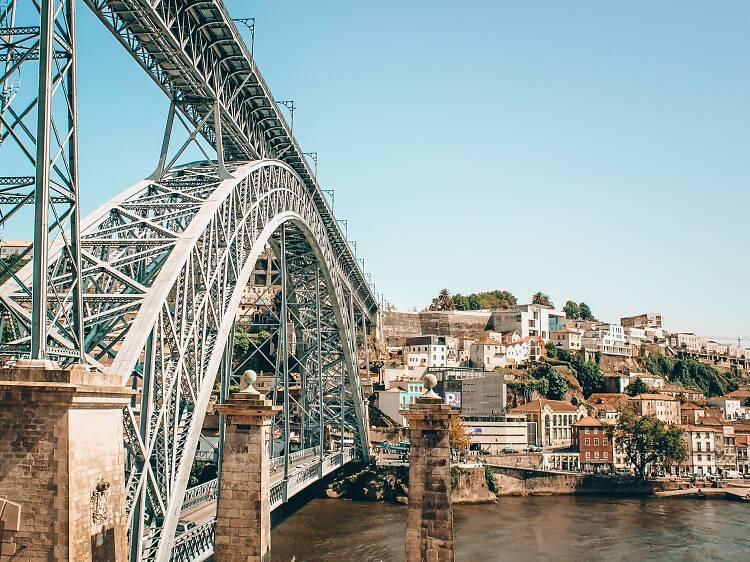 A partir do Porto