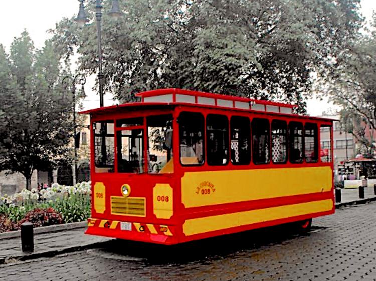 Tranvía de Coyoacán