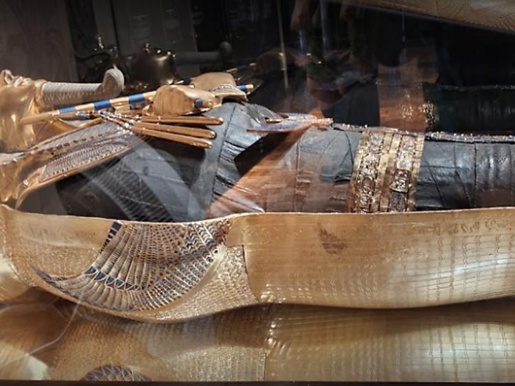 Los Secretos de Tutankamón