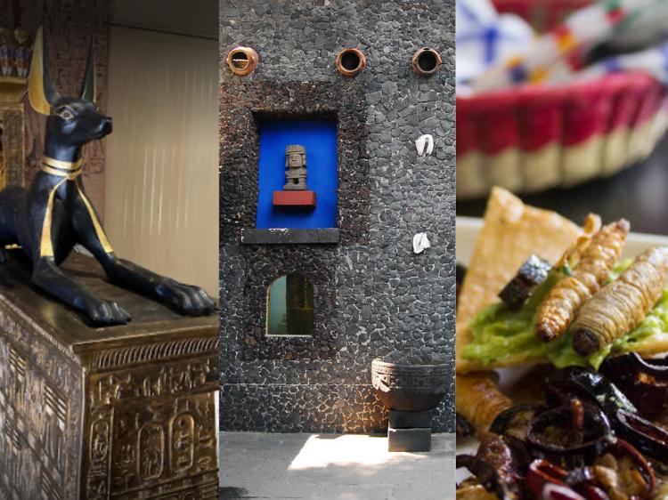 19 lugares para comer, salir y ver en Coyoacán