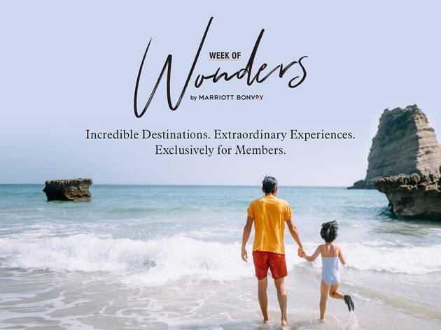 แมริออท บอนวอย เปิดตัว Week of Wonders ดีลพิเศษเฉพาะสมาชิก 7 วันเท่านั้น