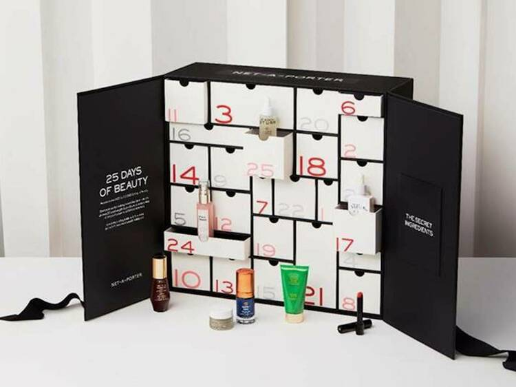 25 days of beauty with NET-A-PORTER