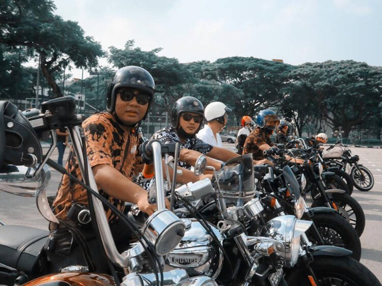"""Meet The Goodnight Gang: """"When we ride, we feel freedom"""""""