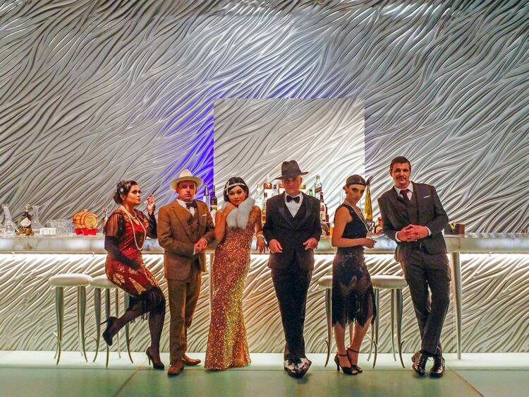 The Great Gatsby Immersive Dining Experience