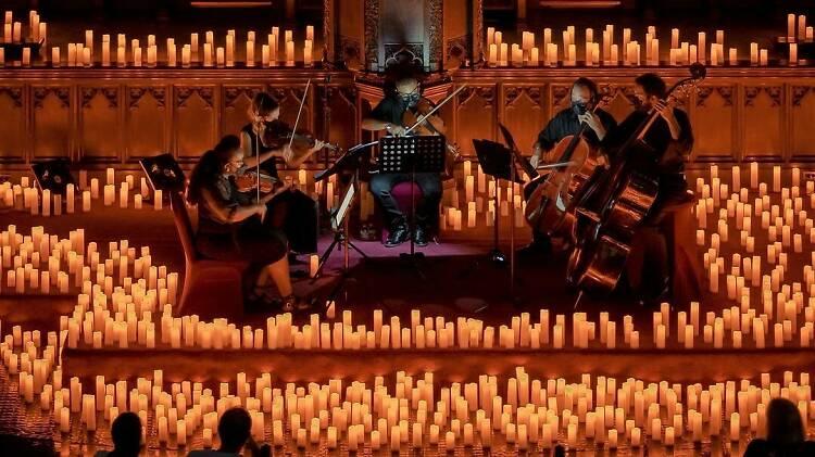 Candlelight - Concerto à luz das velas