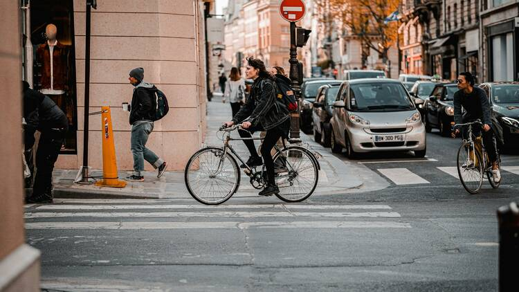 Unsplash - vélo