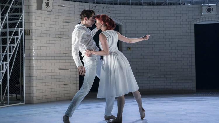 Matthew Bourne, ROmeo y Julieta, danza