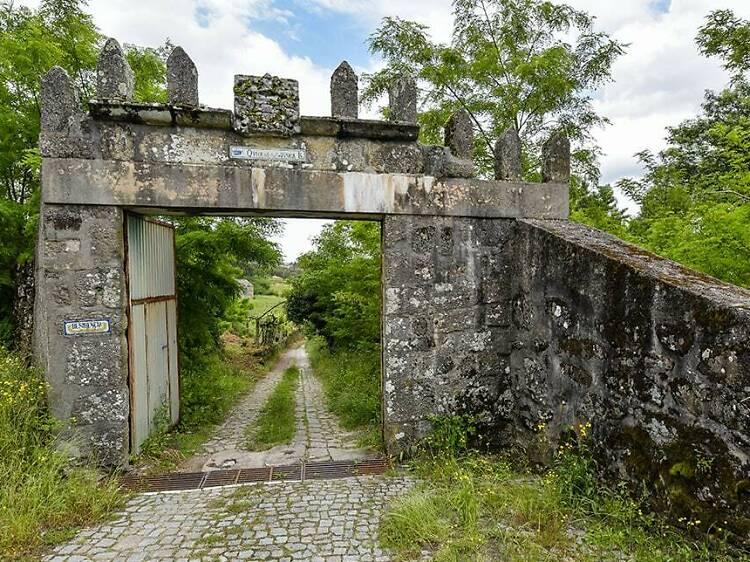 Quinta da Juncosa em Penafiel