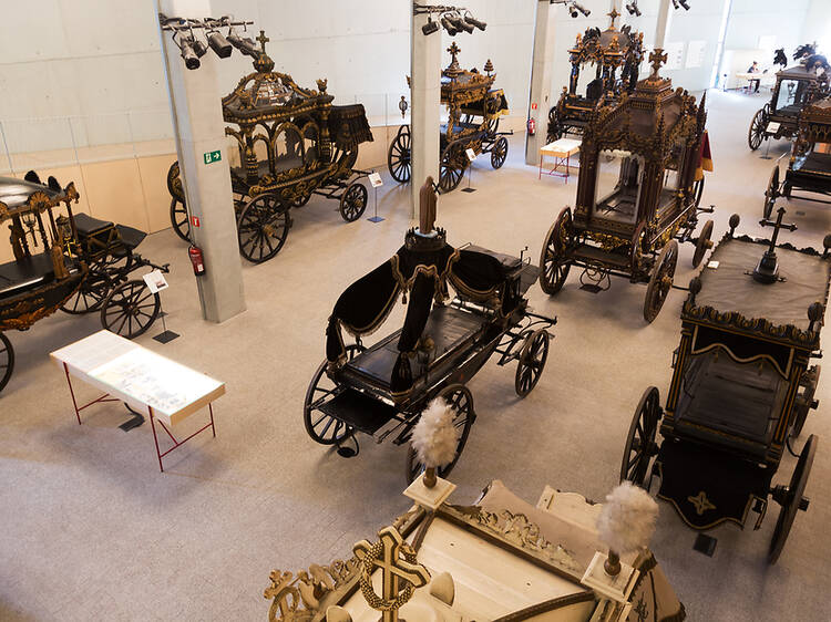 Museum of Funeral Carriages, Barcelona