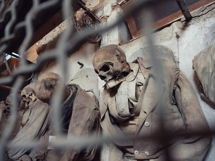Capuchin Catacombs, Sicily